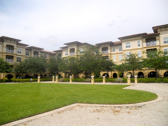 Condo located in Building 1